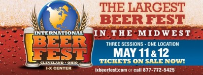 International Beer Fest Cleveland Ohio